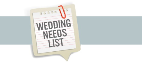 Wedding Budget List
